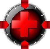 Emergency help — Stock Vector