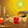 shana tova — Stock Photo #30541415