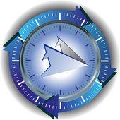 Monitoring medical technologies — Stock Vector