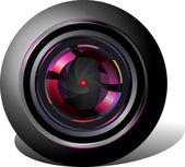 Webcam — Stock vektor