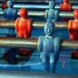 Stock Photo: Foosball Game