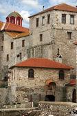 Monastère d'esphigmenou — Photo