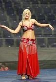 Taniec brzucha — Zdjęcie stockowe