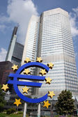 The European Central Bank — Stock Photo