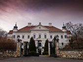 Hotel castle — Stock Photo