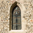 Old church window — Stock Photo #33429525