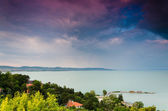 Beautiful lake — Stock Photo