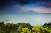 Vackra sjön — Stockfoto