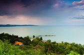 美しい湖 — ストック写真