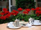 Caffe — Foto de Stock