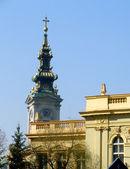正教会ベオグラード — ストック写真
