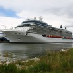 Aida cruise ship — Stock Photo