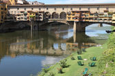 Ponte Vecchio, Florence ,Italy — Stock Photo