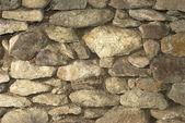 Old stonewall detail — Stock Photo