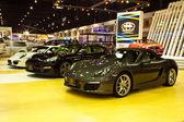 Motor Expo 2012 — Stock Photo