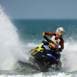 Stock Photo: Jet Ski - World Cup Grandprix