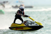 Jet Ski - World Cup Grandprix — Stock Photo