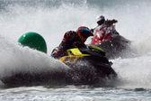 摩托艇-世界杯格兰披治大赛 — 图库照片