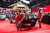 34-бангкок международный автосалон 2013 — Стоковое фото