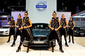 34th Bangkok international Motor Show 2013 — Stock Photo