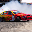 Stock Photo: Drift Compittition