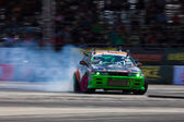 Drift compittition — Stockfoto
