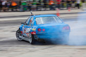 Drift Compittition — Stock Photo