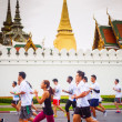 Bangkok marathon — Stock Photo