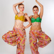 Two belly dancers — Lizenzfreies Foto