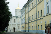 St. demetrius church in Vladimir — Stock Photo