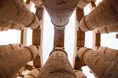 埃及。卡纳克神庙复杂 — 图库照片