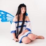Pixie girl — Stock Photo