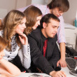 Young business team — Stock Photo #23055290