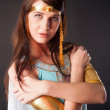 Ancient Egyptiwom- Cleopatra — Stock Photo #24028077