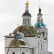 Church of Zakhariya and Elizabeth in Tobolsk - Stock Photo