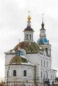 Church of Zakhariya and Elizabeth in Tobolsk — Stock Photo