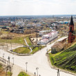 Down town of Tobolsk, Russia — Stock Photo
