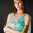 Ancient Egyptiwom- Cleopatra — Stock Photo #25748229
