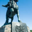 Monument to Elisabeth Petrovna, Baltysk, Russia — Stock Photo