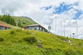 Estación meteorológica de akkem — Foto de Stock