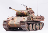 """Panther"" tank — Stock Photo"