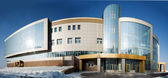 Radiological center, Tyumen, Russia — Stock Photo