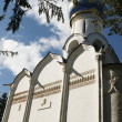 St. demetrius church in Vladimir — Stock Photo