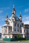 Kirche von zakhariya und elizabeth in tobolsk — Stockfoto