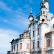 church of zakhariya and elizabeth in tobolsk — Stock Photo