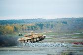 Tank T-90S — Zdjęcie stockowe