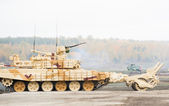 Armoured deminer BMR-3M (Russia) — Stock Photo