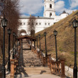 View of the Sofia vzvoz. Tobolsk Kremlin — Foto Stock
