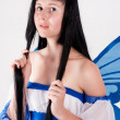 Pixie girl — Stock Photo #35623043