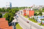 Kaliningrad view. Russia — Foto de Stock